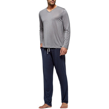 textil Hombre Pijama Impetus Travel 4593F84 G20 Gris