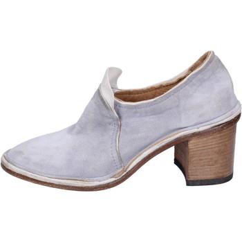Zapatos Mujer Zapatos de tacón Moma BK305 gris