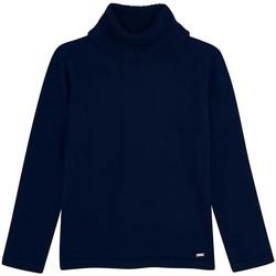 textil Niña Jerséis Mayoral Cisne tricot basico Marino Azul