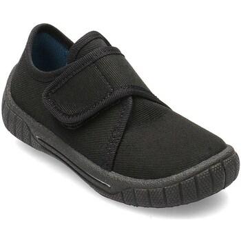 Zapatos Niños Pantuflas Superfit 08082710100 Negros