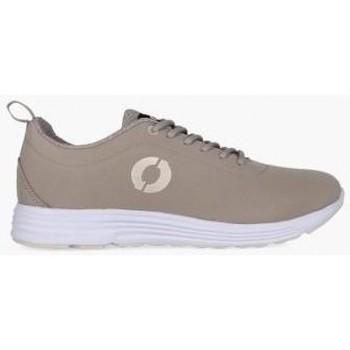 Zapatos Mujer Zapatillas bajas Ecoalf OREGON Beige