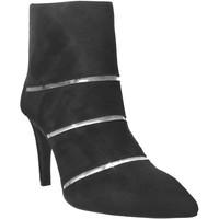 Zapatos Mujer Botines Brenda Zaro F3436 Terciopelo negro