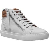 Zapatos Mujer Zapatillas altas K.mary Clade Blanco, Blanca