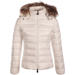 textil Mujer Plumas JOTT Luxe ml capuche grand froid Blanco