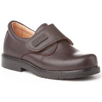 Zapatos Niña Zapatillas bajas Angelitos Colegiales unisex de piel by Marron