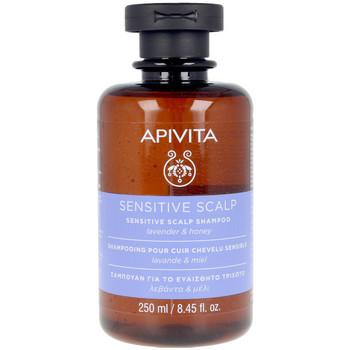 Belleza Champú Apivita Sensitive Scalp Shampoo Lavender & Honey  250 ml