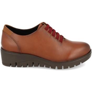 Zapatos Mujer Derbie Virucci VR0-101 Camel
