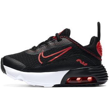 Zapatos Niño Zapatillas bajas Nike - Air max 2090 nero CU2092-004 NERO