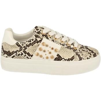 Zapatos Mujer Zapatillas bajas Buonarotti 1AD-0432 Serpiente