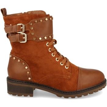 Zapatos Mujer Botas urbanas Ainy 3319 Camel