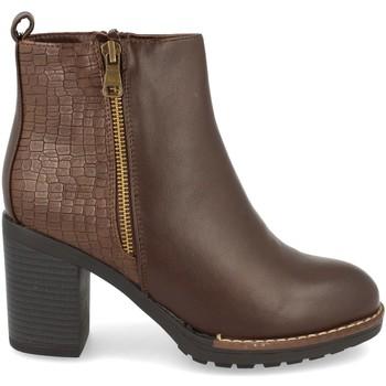 Zapatos Mujer Botines Clowse 9B1087 Marron