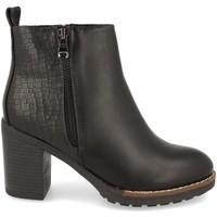 Zapatos Mujer Botines Clowse 9B1087 Negro