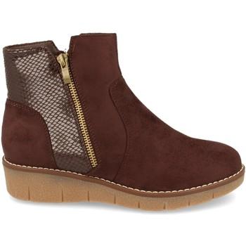 Zapatos Mujer Botines Clowse 9B1111 Marron