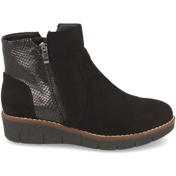 Zapatos Mujer Botines Clowse 9B1111 Negro