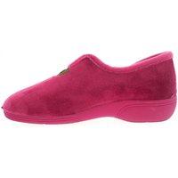 Zapatos Mujer Pantuflas Plumaflex By Roal Zapatillas De Casa Roal 728 Fucsia Rosa
