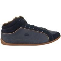 Zapatos Mujer Botas de nieve Lacoste Missano Mid 5 Srw Negros,Azul marino