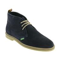 Zapatos Hombre Botas de caña baja Kickers TYL Azul