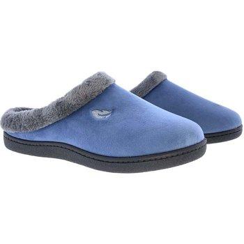 Zapatos Hombre Pantuflas Plumaflex By Roal Zapatillas de Casa Roal 12230 Jeans Azul