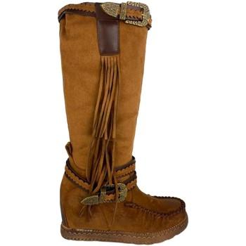 Zapatos Mujer Botas urbanas Ainy 4735 Camel
