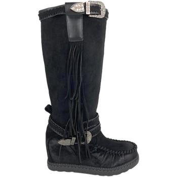 Zapatos Mujer Botas urbanas Ainy 4735 Negro