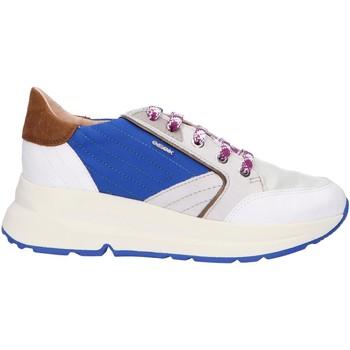 Zapatos Mujer Multideporte Geox D94FLA 02285 D BACKSIE Blanco