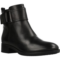Zapatos Mujer Botines Geox D FELICITY NP ABX Negro