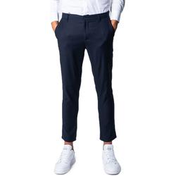 textil Hombre Pantalones chinos Over-D OM232PN Blu