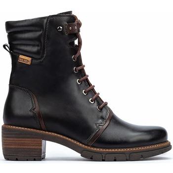 Zapatos Mujer Botas de caña baja Pikolinos SAN SEBASTIA W1T BLACK