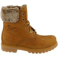 Zapatos Mujer Botas de nieve Panama Jack FELICIA B30 Beige