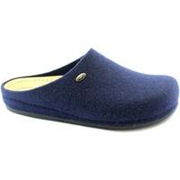 Zapatos Hombre Pantuflas Grunland GRU-I20-CI2734-NA Blu