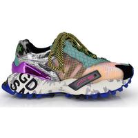 Zapatos Hombre Zapatillas bajas Befree ZAPATILLAS MULTICOLOR CON PLATAFORMA K134 Amarillo
