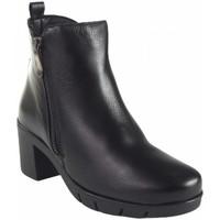 Zapatos Mujer Botines Maria Jaen Botín señora  1135n negro Negro