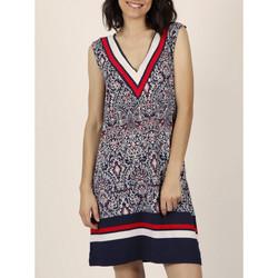 textil Mujer Vestidos Admas Vestido de verano sin mangas la Armada Estilo Almirante Azul Marine