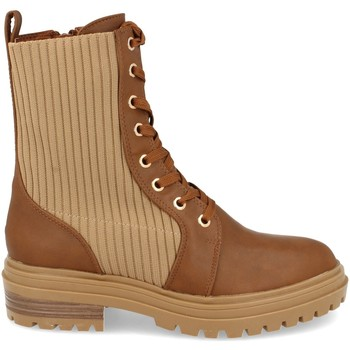Zapatos Mujer Botines Buonarotti 1CE-0417 Camel