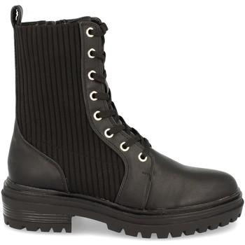 Zapatos Mujer Botines Buonarotti 1CE-0417 Negro