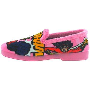 Zapatos Niños Pantuflas Selquir Zapatillas de Casa 12100 Rosa Rosa