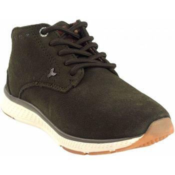 Zapatos Niño Botas de caña baja Yumas Botín niño  brendan kaki Verde