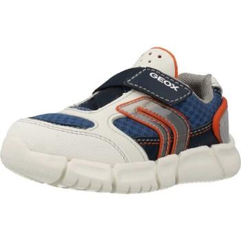 Zapatos Niño Zapatillas bajas Geox B FLEXYPER BOY B Azul