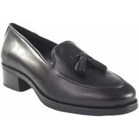 Zapatos Mujer Mocasín Maria Jaen Zapato señora  1525 negro Negro