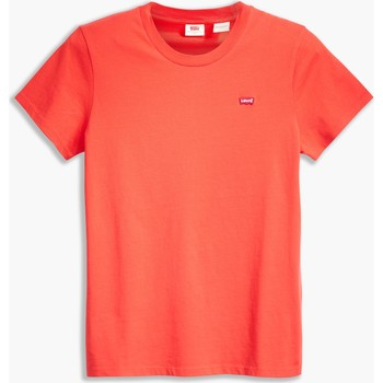textil Mujer Camisetas manga corta Levi's Strauss CAMISETA LEVIS PERFECT Multicolor