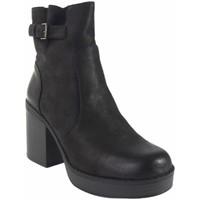 Zapatos Mujer Botines MTNG 50286 Negro