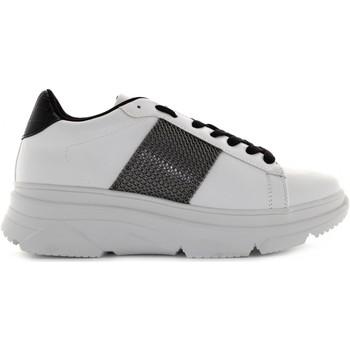 Zapatos Mujer Zapatillas bajas Gold&gold GA589 Blanco