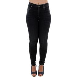textil Mujer Vaqueros slim Pepe jeans REGENT PL200398WV90 000 DENIM Azul