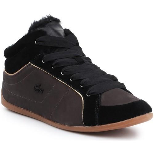Zapatos Mujer Zapatillas altas Lacoste Missano MID 7-26SRW42072B6 negro