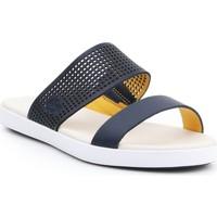 Zapatos Mujer Zuecos (Mules) Lacoste Natoy Slide 7-31CAW0133326 azul marino