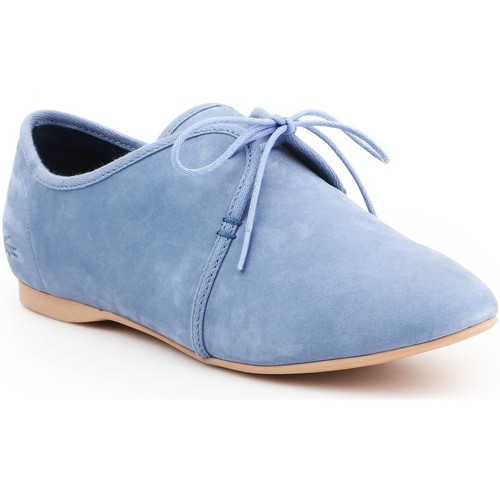 Zapatos Mujer Derbie Lacoste Torpel 7-25LEW2008125 azul