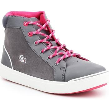 Zapatos Mujer Zapatillas altas Lacoste Explorateur MID 7-32CAJ1001248 gris, rosado