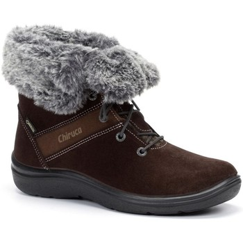 Zapatos Hombre Botas de nieve Chiruca Botas  Zermatt 12 Gore-Tex Marrón