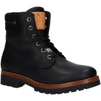 Zapatos Mujer Botas de caña baja Panama Jack PANAMA 03 IGLOO B51 Negro