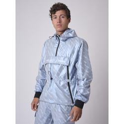 textil Hombre Cortaviento Project X Paris  Azul